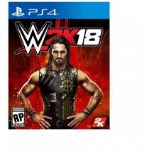 PlayStation 4, WWE 2K18