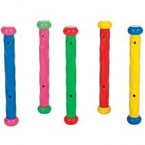 Intex, Underwater Play Sticks, 5 Sticks