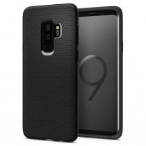 Spigen Galaxy S9+ Case Liquid Air Matte Black 593CS22920