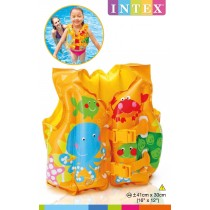 Intex, Swim Vest 3-5Years 41*30 Cm