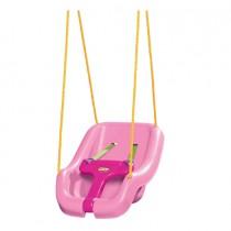 Little Tikes  2in1 Snug N Secure Swing, Pink - MGLT645280M