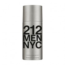 Caronlina Herrera 212, Deodorant Spray 150ML