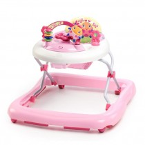 Bright Starts, Juneberry Delight Walk-A-Bout Walker, Pink