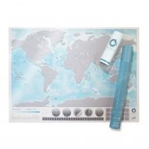 Everythink, Ocean Scratch Map