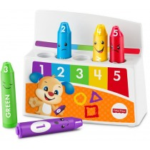 Fisher-Price Laugh & Learn, Colorful Mood Crayons