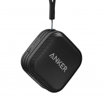Anker AK-A3182011 SoundCore Sport Portable Bluetooth Speaker [IPX7 Waterproof/Dustproof Rating, 10-Hour Playtime] Outdoor Wireless Shower Speaker with Enhanced Bass and Built-In Microphone