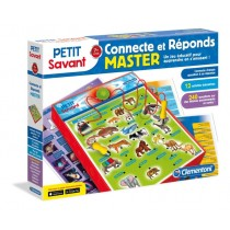 Clementoni, Master Connect and Respond, 12 Activities, French
