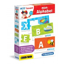 Clementoni, Alphabet Web, French