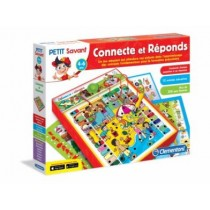 Clementoni, Connect and Respond, French