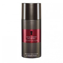 Banderas The Secret Temptation, Deodorant Spray  150ML