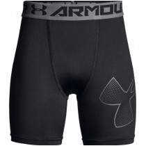 Under Armour Kids' Training Armour Mid Shorts