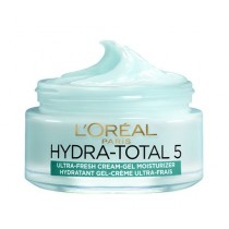 L'Oreal Paris Hydra-Total 5 Day Cream-Gel Normal To Combination Skin 50ml