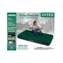 Intex, Twin Prestige Downy Bed, 99 x 191 x 22 cm