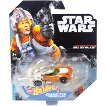 Hot Wheels® Star Wars™ Luke Skywalker™ Character Car