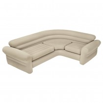 Intex, QCorner Air Sofa 257 x 203 x 76 cm