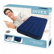 Intex, Twin Classic Downy Bed, 99 x 191 x 22 cm