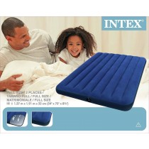 Intex, Full Classic Downy Airbed, 190 x 137, 22
