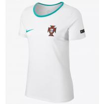 Nike, Portugal, Portugal Crest Women T-shirt