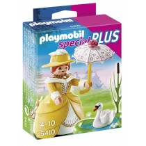 Playmobil, Victorian Lady With Pond, Special Plus