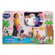 Vtech, Trottino My Zebra, Pink, French