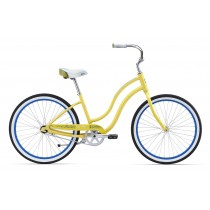 Giant, Simple Single W One Size Pale Yellow, Bike