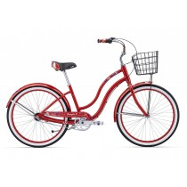 Giant, Simple Three One Size Red, Bike