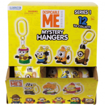Despicable Me 3, Micro Hangers, Moose Surprise Pack