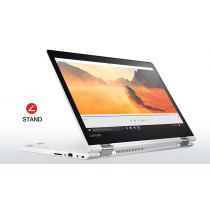 Lenovo Yoga 510 2-in-1 Laptop, Intel Core i5-6200U Processor, 8GB RAM, 128GB SSD, 14 Inch Touch-Screen - 80VB000RED