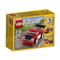 Lego, Red Racer, Creator
