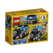 Lego, Blue Express, Creator