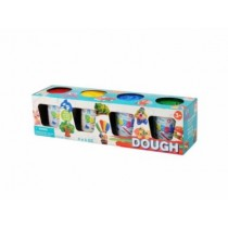 Playgo, Dough Pack Basic Color, 4x5oz