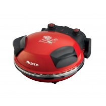Ariete Pizza oven, Da Gennaro, 1200W, Red - 0905