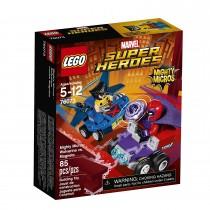 Lego, Mighty Micros Wolverine Vs Magneto, Super Heroes