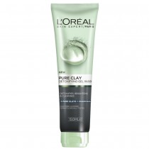 L'Oreal Paris Pure Clay Detox Foam Wash Black 150ml