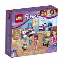 Lego, Olivia S Creative Lab, Friends