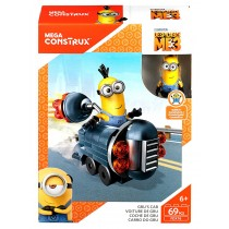 Mega Construx Despicable Me 3 Gru's Mini Vehicle