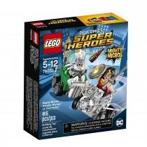 Lego, Mighty Micros Wonder Woman Vs Doomsda, Super Heroes