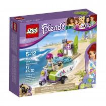 Lego, Mia S Beach Scooter, Friends