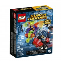 Lego, Mighty Micros Batman Vs Killer Moth, Super Heroes