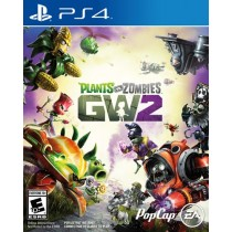 PlayStation 4, PLANT-VS-ZOMBIES-GW2