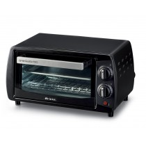 Ariete Electric Oven Black 10 Lit,  800 W, Black - 980