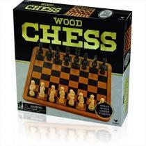 Cardinal, Wood Chess Game
