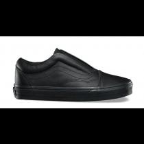 Vans, Old Skool Laceless Leather