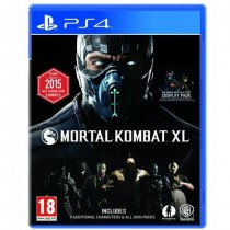 PlayStation 4, MORTAL-KOMBAT-XL