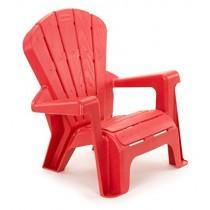 Little Tikes 46cm High Kid's Garden Chair Red