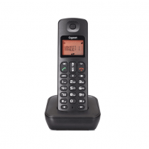 Gigaset A100B PROMO cordless phonebook, Black