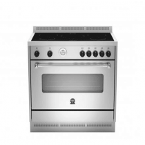 La Germania Cooker, Double Heat Surround, Full Safety Stainless