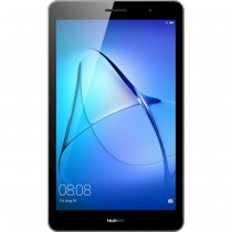 Huawei Mediapad T3 - 7 Inch, Tablet with Wi-Fi and 8 GB, Space Grey