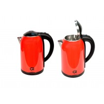 GI, Electric Kettle, Red