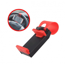 Top Holder Mobile Holder for Car Steering Wheel - C163